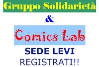 gruppo solidarietà levi